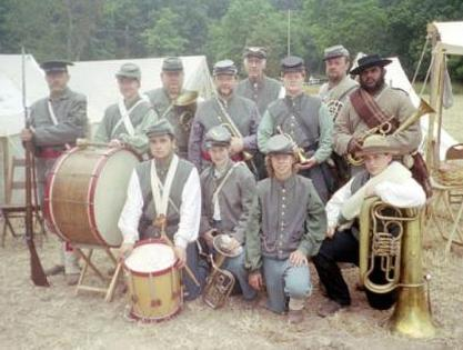 17th mississippi band